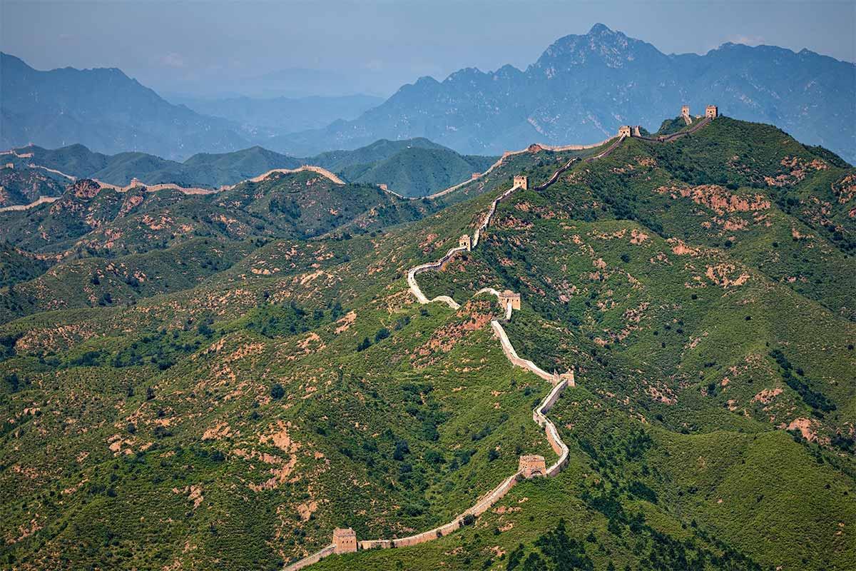 la grande muraille de chine -voyages incontournables