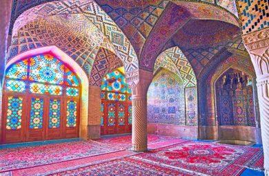Mosquée Shiraz Iran