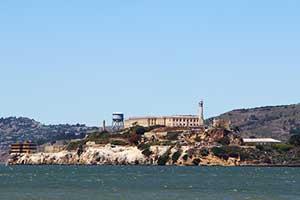 Alcatraz San Francisco - voyage sur la cote ouest