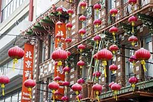 San Francsico Chinatown