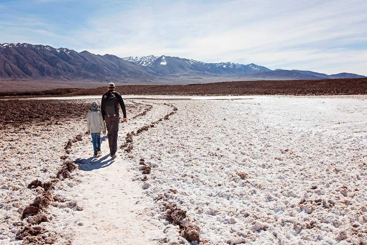 Salar d'Atacama - Nord chili