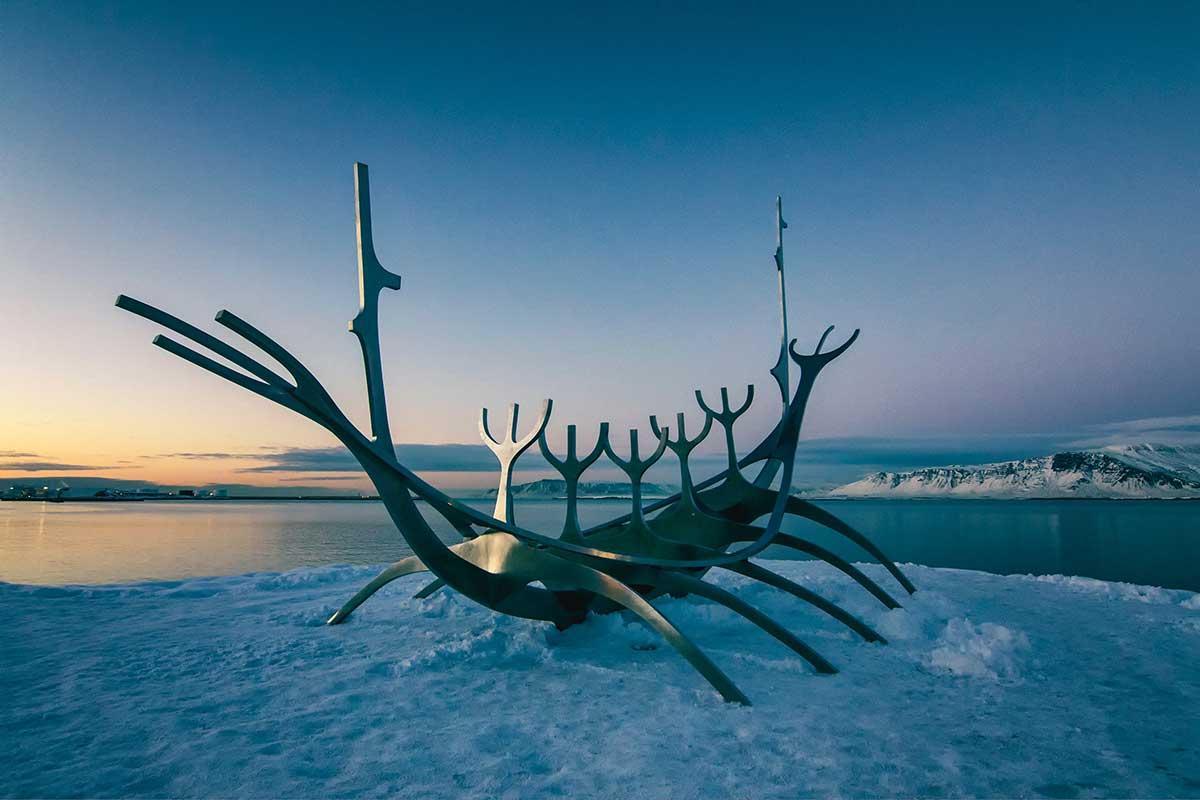 Le Voyageur du Soleil, voyage en islande en hiver