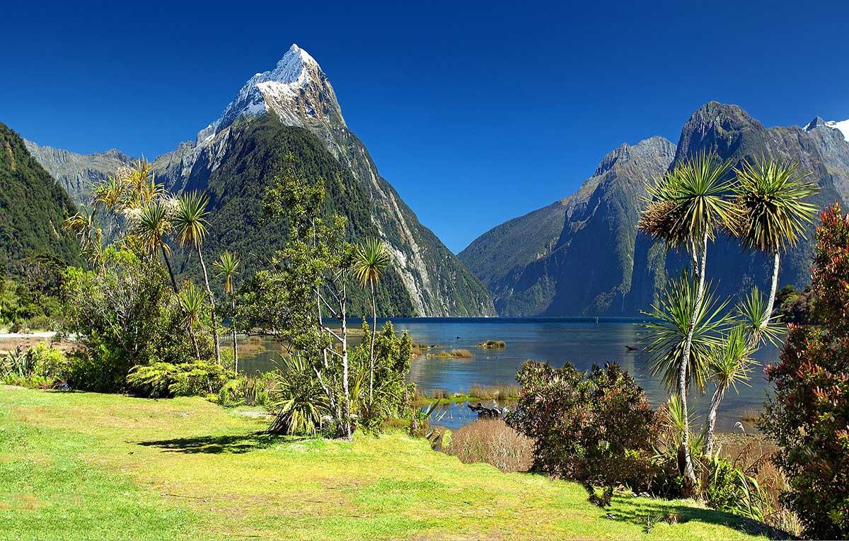Milford Sound Nouvelle Zelande
