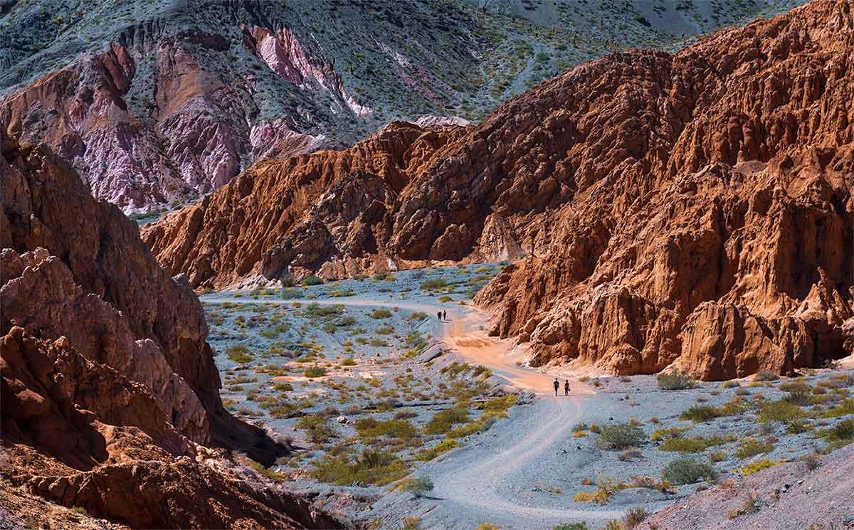 purmamarca cerro de los siete colores