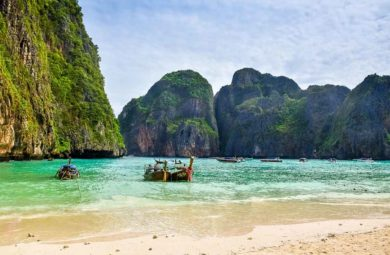 thailande ko phi phi
