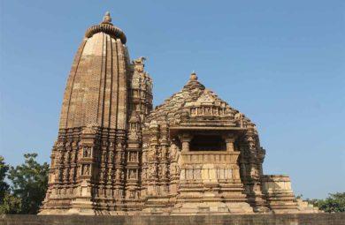 Inde temple de Khajuraho