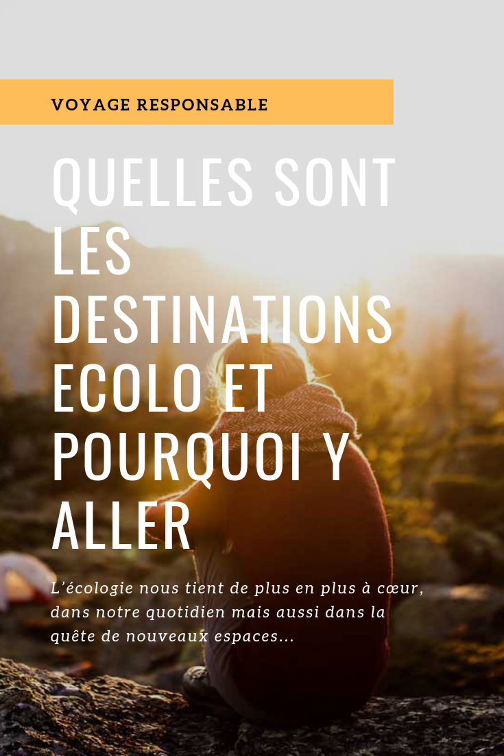 destinations ecolo