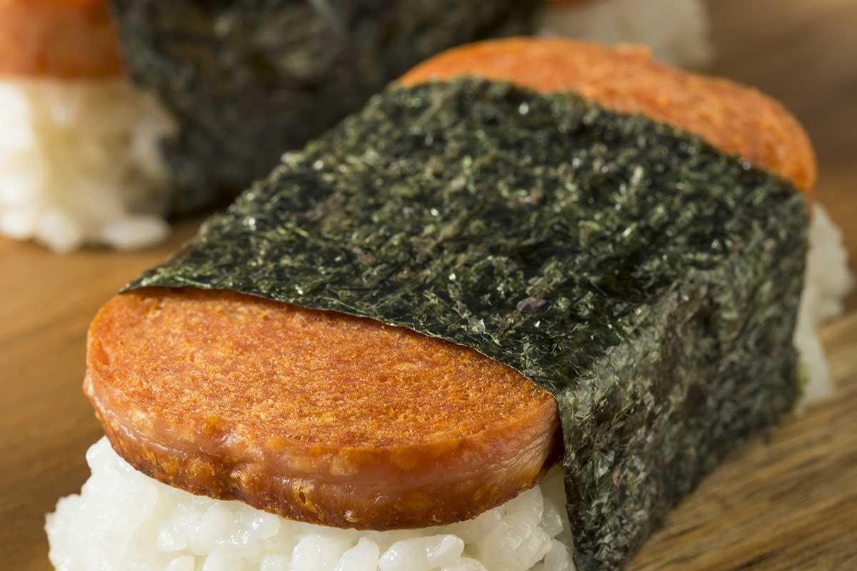 Sushi d'Hawai