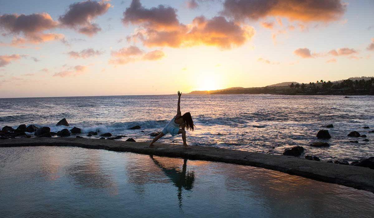 meilleures destination yoga