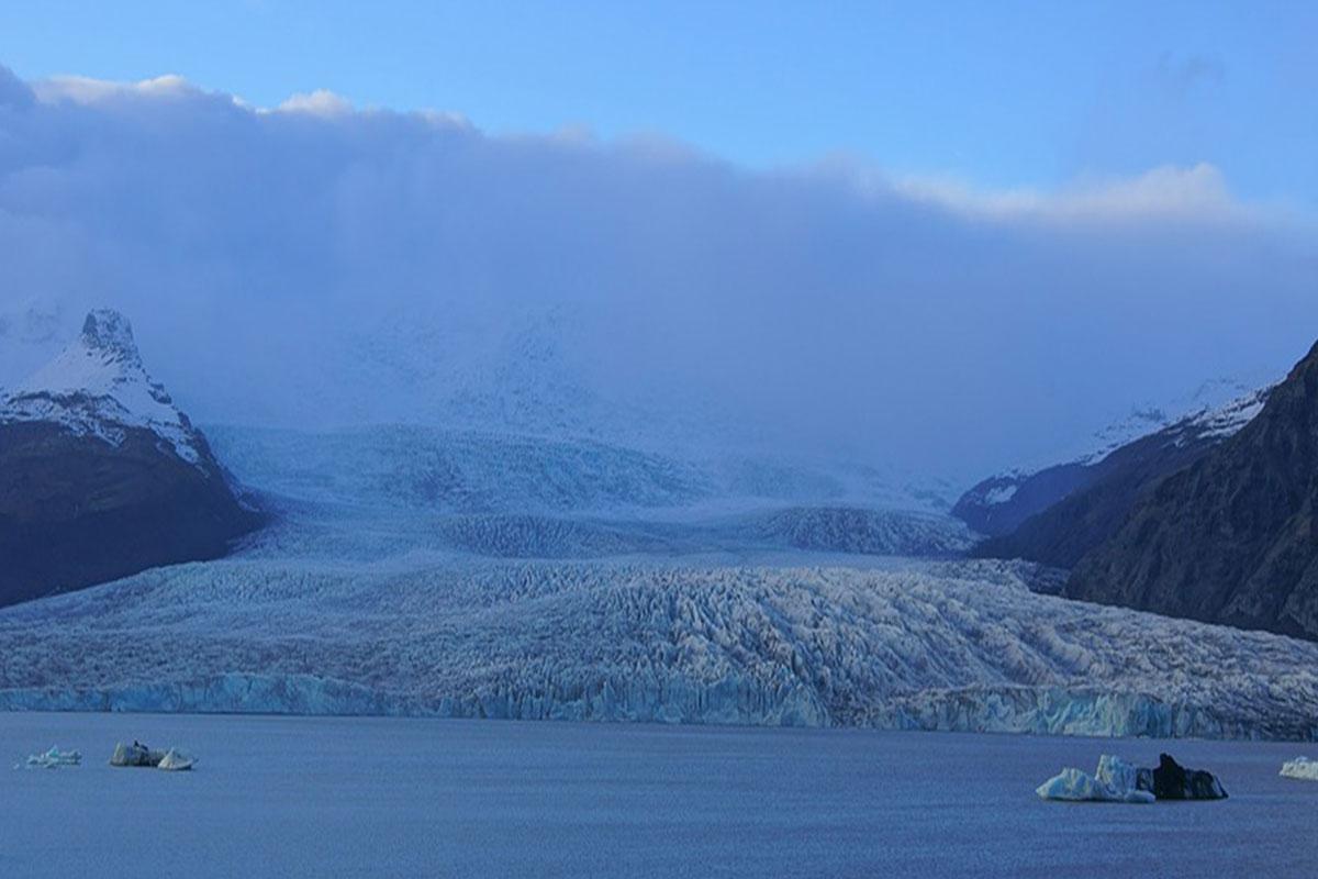 Le glacier Vatnajokull en Islande