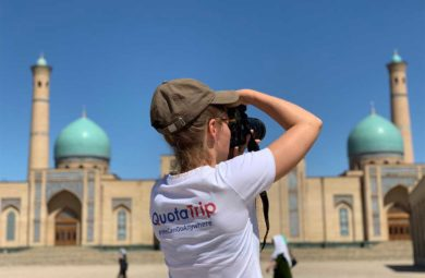 WeCaGoAnyWhere en Ouzbekistan