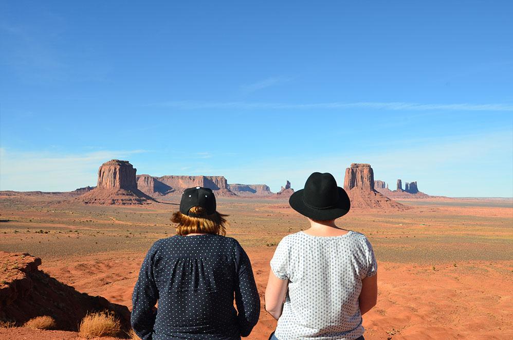 Monument Valley recits d'escapades