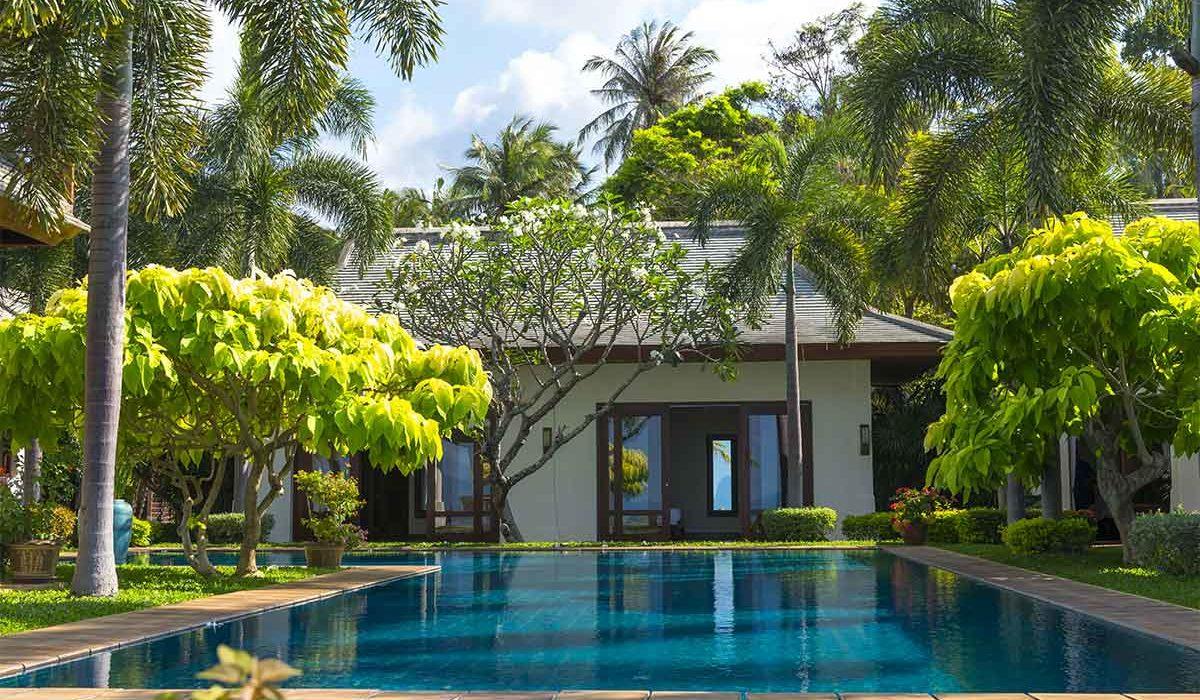 villa en thailande à Koh Samui