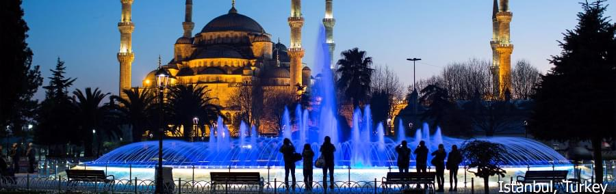 S jour turquie tourn e de 12 jours en turquie for Sejour complet istanbul