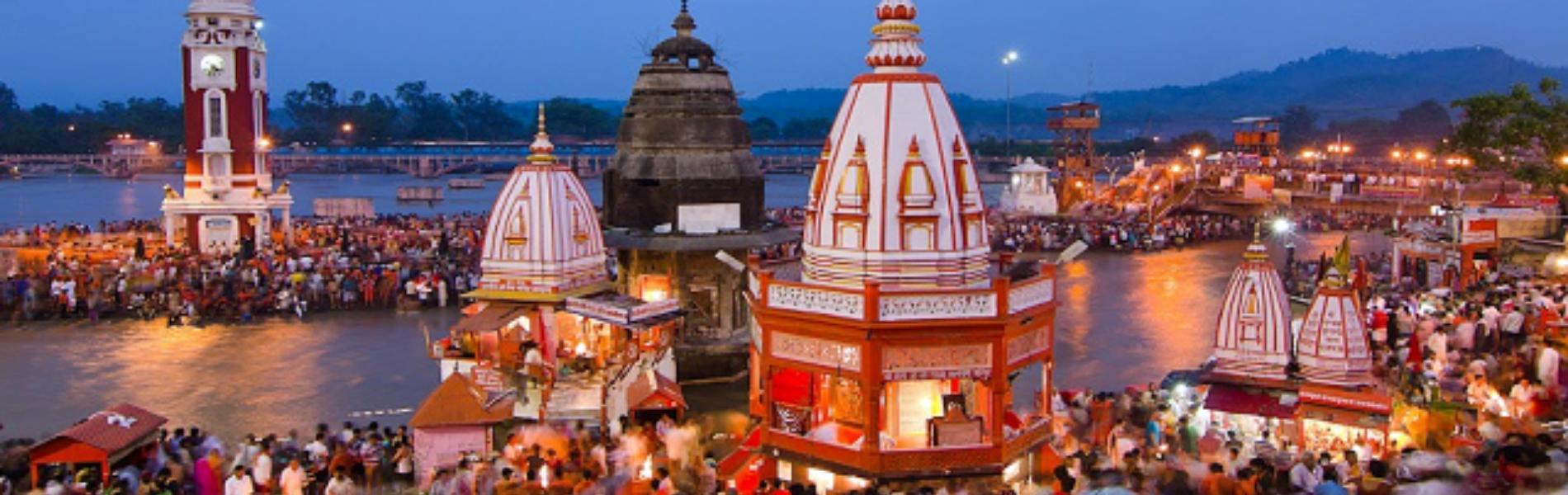 Haridwar temple photo gallery