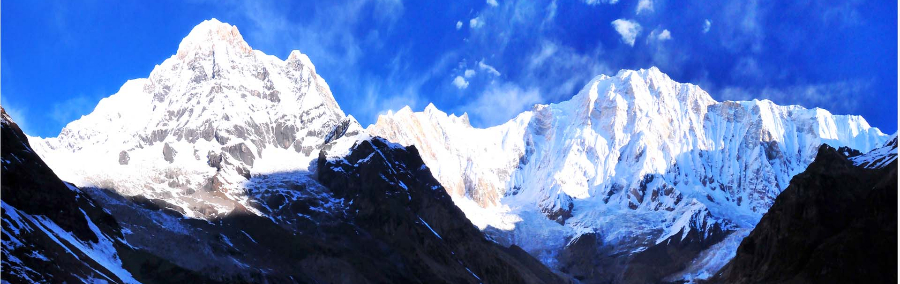 Jour 1 : Annapurna Base Camp Trek
