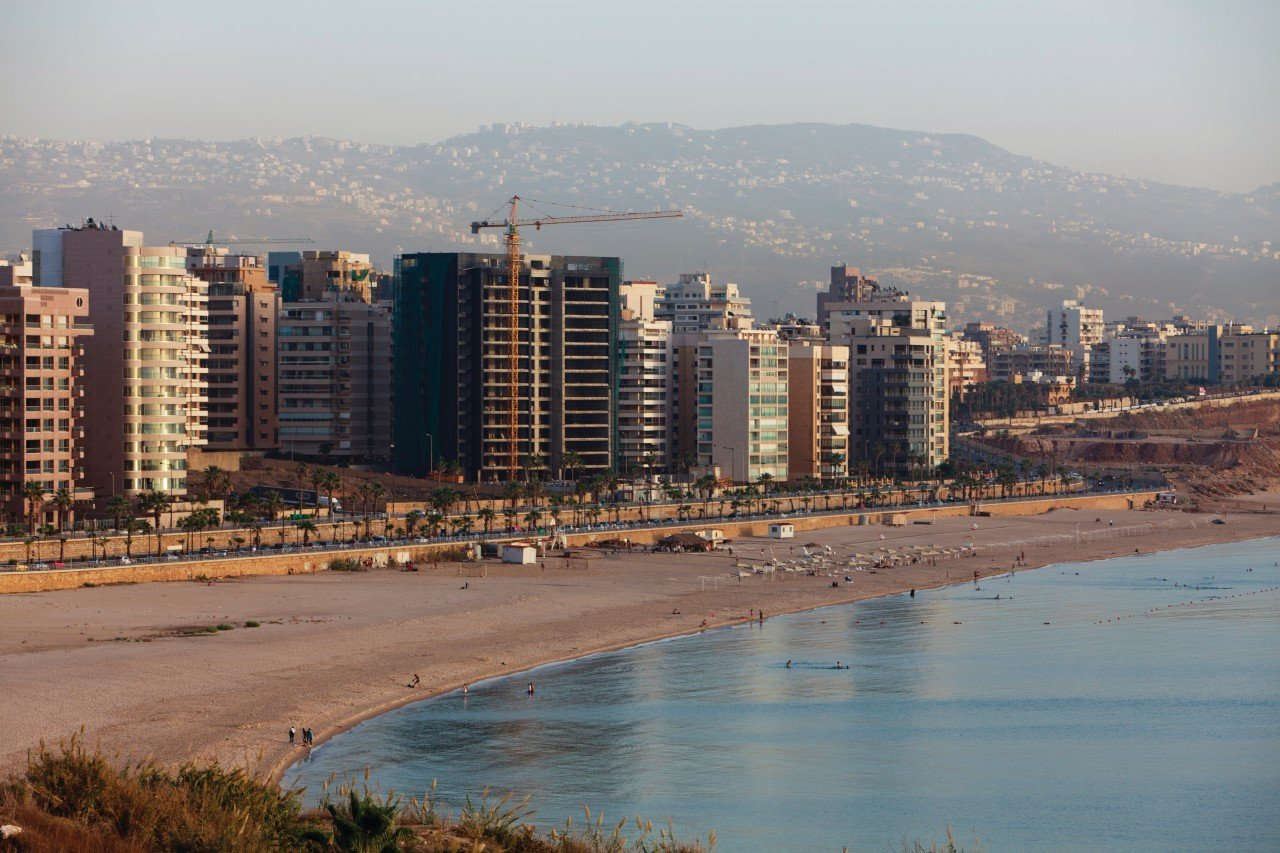 Day2 : Neighbourhoods of Bachoura and Sodeco and promenade on the seashore