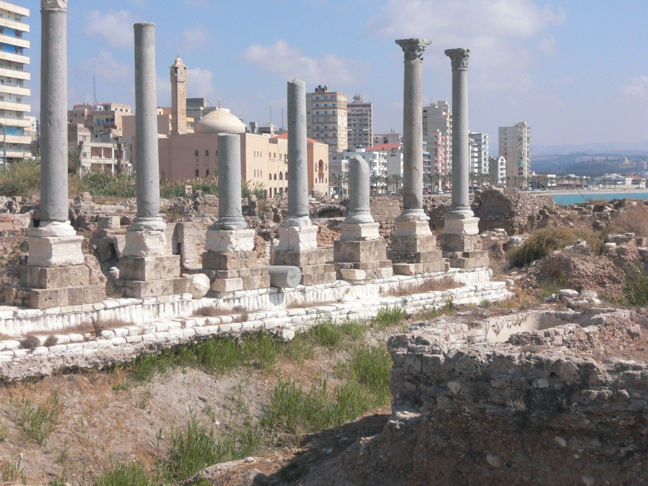 Day13 : Mix of civilizations in Tyre